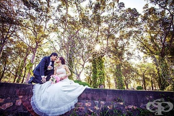 Няколко страхотни идеи за сватба, струваща... 0 лева - изображение
