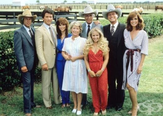 """Ще познаете ли актьорите от """"Далас"""" повече от 35 години след началото на сериала? - изображение"""