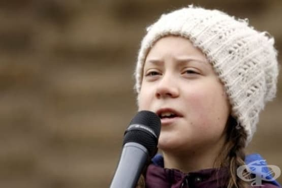 16-годишната Грета Тунберг е номинирана за Нобелова награда за мир - изображение