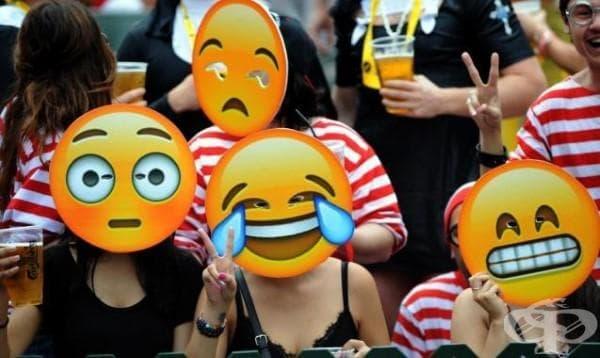 Хората, които ползват емотикони в съобщенията си, мислят повече за секс, според науката - изображение