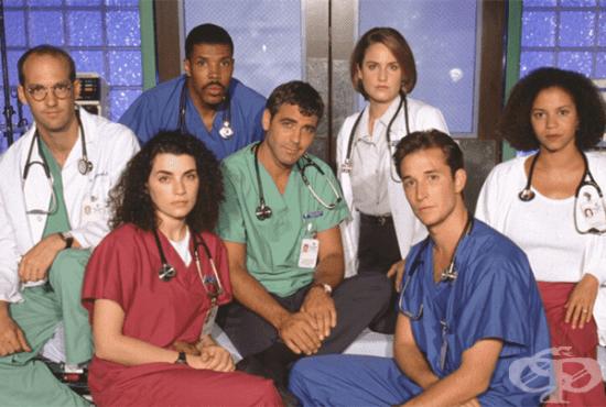 """Ще познаете ли актьорите от """"Спешно отделение"""" повече от 20 години след началото на сериала? - изображение"""