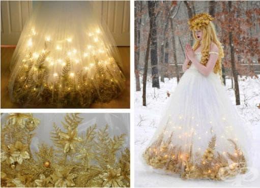 Самоуко момиче създава, вдъхновени от историята, вълшебни рокли - изображение