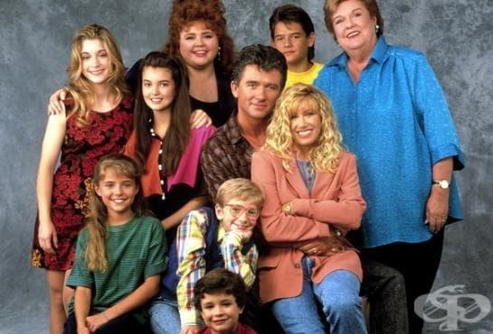 """Ще познаете ли актьорите от """"Стъпка по стъпка"""" почти 25 години след началото на сериала? - изображение"""