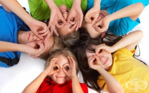 Мненията на децата, относно срещите, любовта и целувките, ще ви накарат да се усмихнете! - изображение