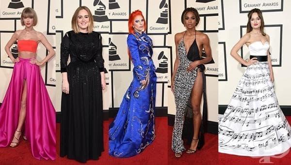 Какво се случи на наградите Грами 2016 година - изображение