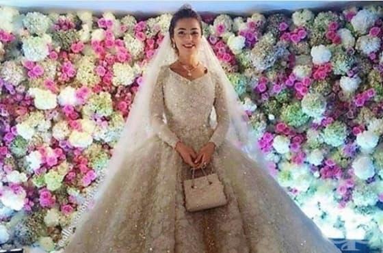 Сватбата за милиарди, която взриви интернет пространството - изображение