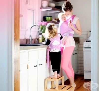 6 стъпки, които да ви направят перфектна майка - изображение