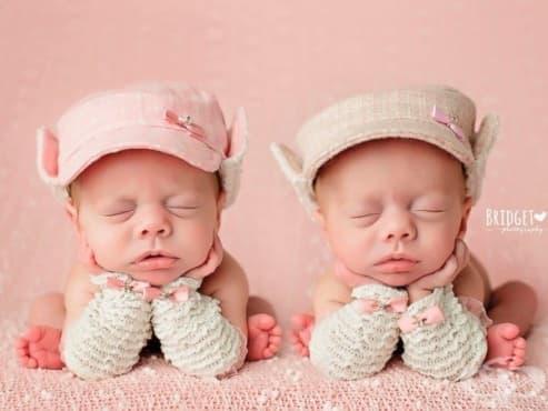 Как е възможно близнаци да имат двама различни бащи? - изображение