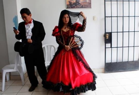 31 красиви сватбени рокли от цял свят – II част - изображение