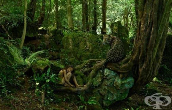 10 истински истории за деца, израснали сред дивата природа – част 1 - изображение