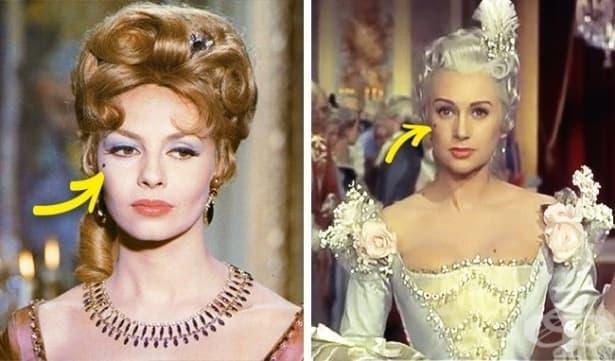 10 странни стандарта за красота от миналото - изображение