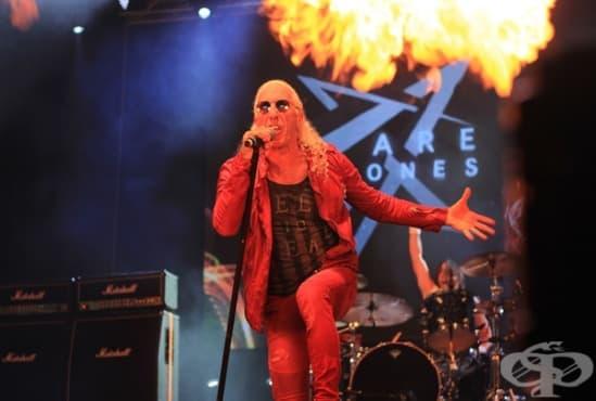 Dее Snider - ръководството да оцелееш като рок звезда – на живо на Midalidare Rock In The Wine Valley, 2017 - концертно ревю - изображение