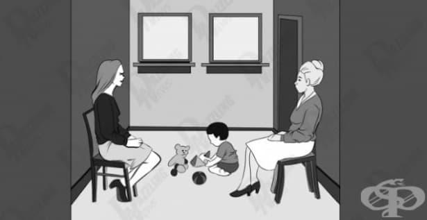 Тест: Коя е истинската майка на това дете? Проверете вашата личност въз основа на преценката си - изображение