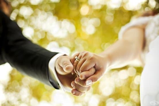 Третата година от брака е най-щастлива, петата - най-трудна - изображение