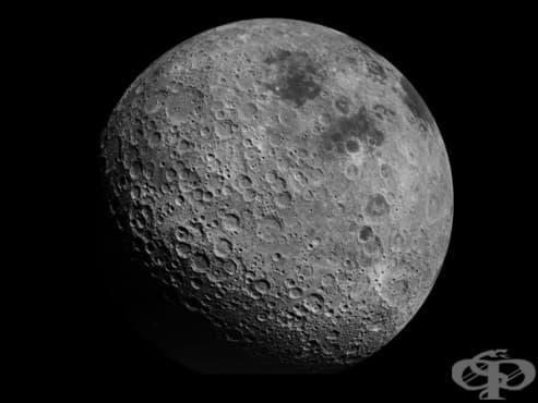 Кой е единствения човек, погребан на Луната - изображение