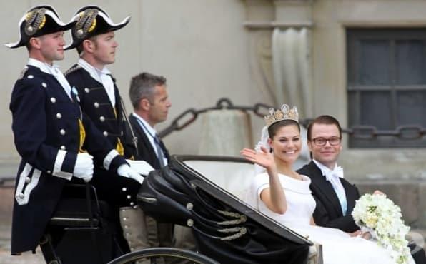 Как се женят кралските особи в 10 страни по света – част 1  - изображение