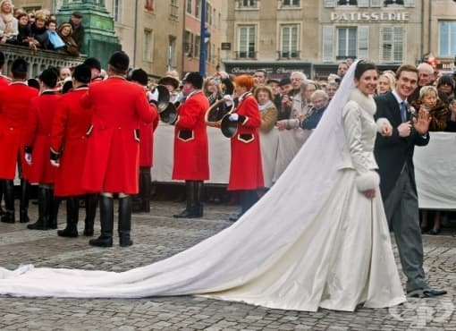 Как се женят кралските особи в 10 страни по света – част 2  - изображение
