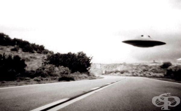 Директор на секретна програма на Пентагона разкри информация за съществуването на НЛО - изображение