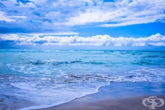 Трима мореплаватели, уловени от мита за русалките - изображение