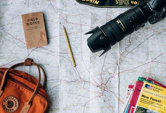 5 предмета, които ще са ви полезни по време на път - изображение