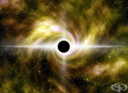 Умират ли някога черните дупки? - изображение