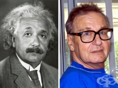 Като баба и дядо: Талантливите внуци на знаменитостите от миналото - изображение