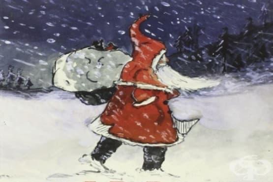 Писма от Дядо Коледа: посланията с треперлив почерк  на Толкин до неговите  деца - изображение