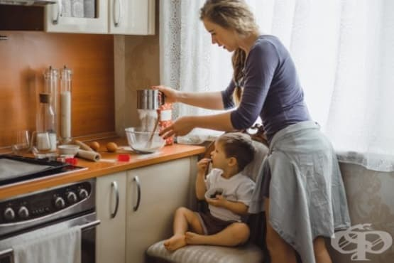 4 занимателни монтесори дейности у дома за вас и вашето дете през студените зимни месеци - изображение