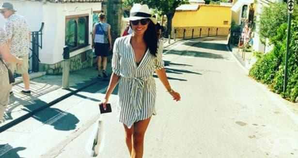 5 предмета, които Меган Маркъл винаги носи на почивка - изображение