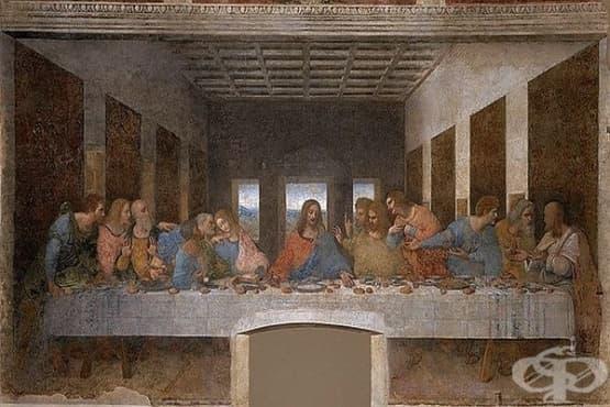Пет тайни, скрити в известните картини на Леонардо да Винчи - изображение