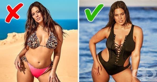 9 трика, с които ще изглеждате безупречно на плажа - изображение