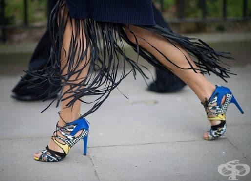 7 чифта обувки, които всяка дама над 40 години трябва да има в гардероба си - изображение