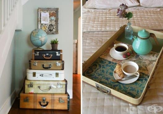 7 обикновени предмета, които могат да бъдат превърнати в стилни декорации - изображение