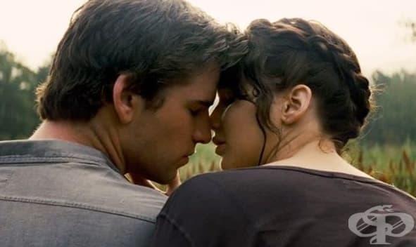 8 филмови целувки, които се оказват истински кошмар за актьорите - изображение