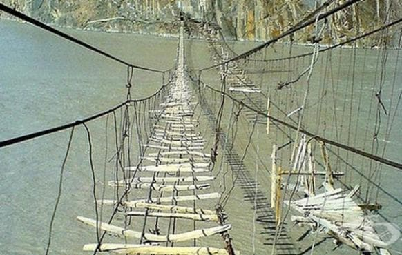 9 страховити моста, които действително се използват - изображение