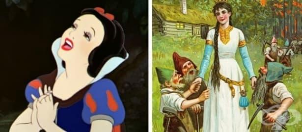9  неразказани истории, в които главни герои са принцесите на Дисни – част 1 - изображение