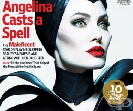 След двойната мастектомия Анджелина Джоли ще премахне и яйчниците си - изображение