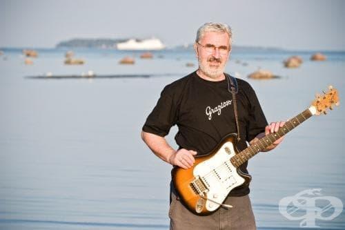 Валентин Стефанов (Вальо Гривната от Сребърните гривни): Желязната завеса беше за всичко, само музиката минаваше през нея! - изображение
