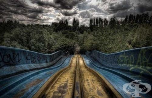 Зловещи визии от 22 изоставени увеселителни паркове, от които ще ви побият тръпки (част 2) - изображение