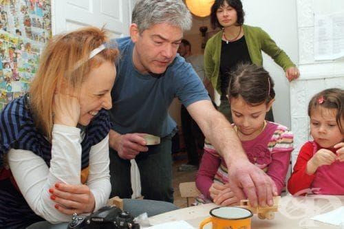 Иво Стаменов: Не спирайте да бъдете заедно с децата! - изображение
