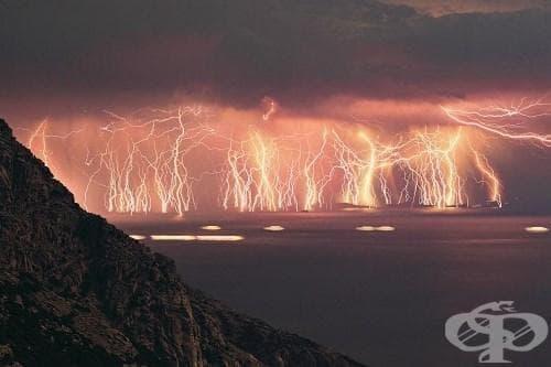Мълниите на Кататумбо – уникалният природен феномен над езерото Маракаибо! (Снимки) - изображение