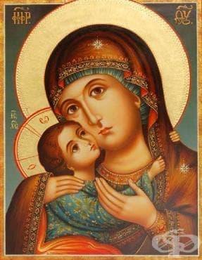 Успение на Пресвета Богородица - традиции и обичаи - изображение