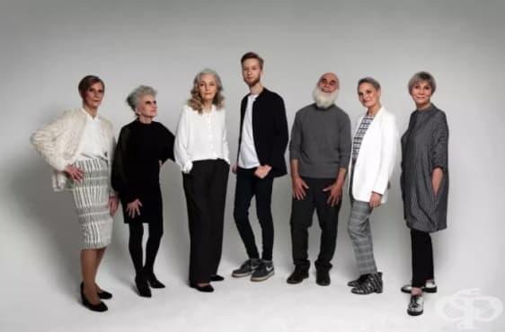 Пенсионерите в Русия вече си имат своя модна агенция - изображение