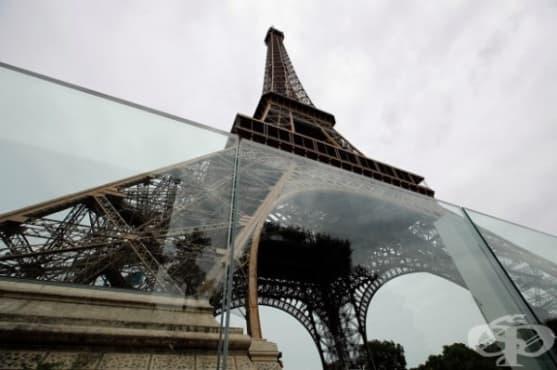 Стъклени бронирани стени – новата визия на Айфеловата кула - изображение