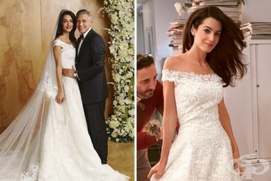 Най-скъпите сватбени рокли в света (2 част) - изображение