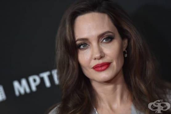 Анджелина Джоли: Нашите преживявания, добри и лоши, ни правят това, което сме - изображение