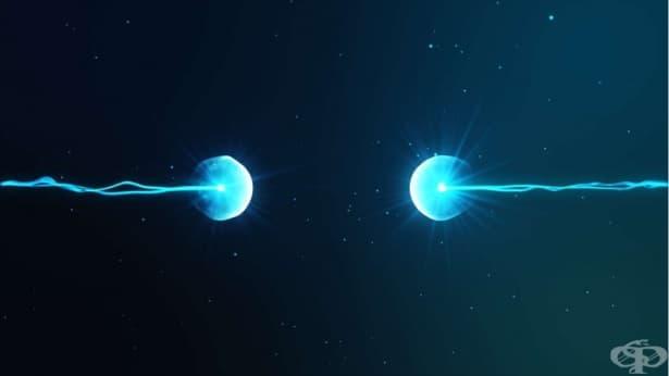 Учените откриха ангелска частица, която е едновременно материя и антиматерия - изображение