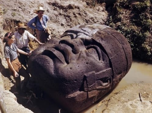 10 археологически снимки и все още неразгадани тайни за света - изображение