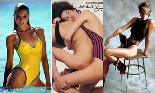 25 адски секси снимки от 80-те, които ще ви възбудят до полуда! - изображение