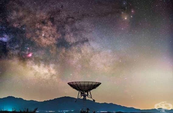 Най-впечатляващите астрономически снимки на годината - изображение